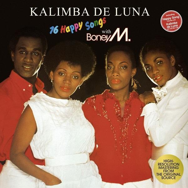 Пластинка виниловая Boney M  Kalimba De Luna -16 Happy Songs